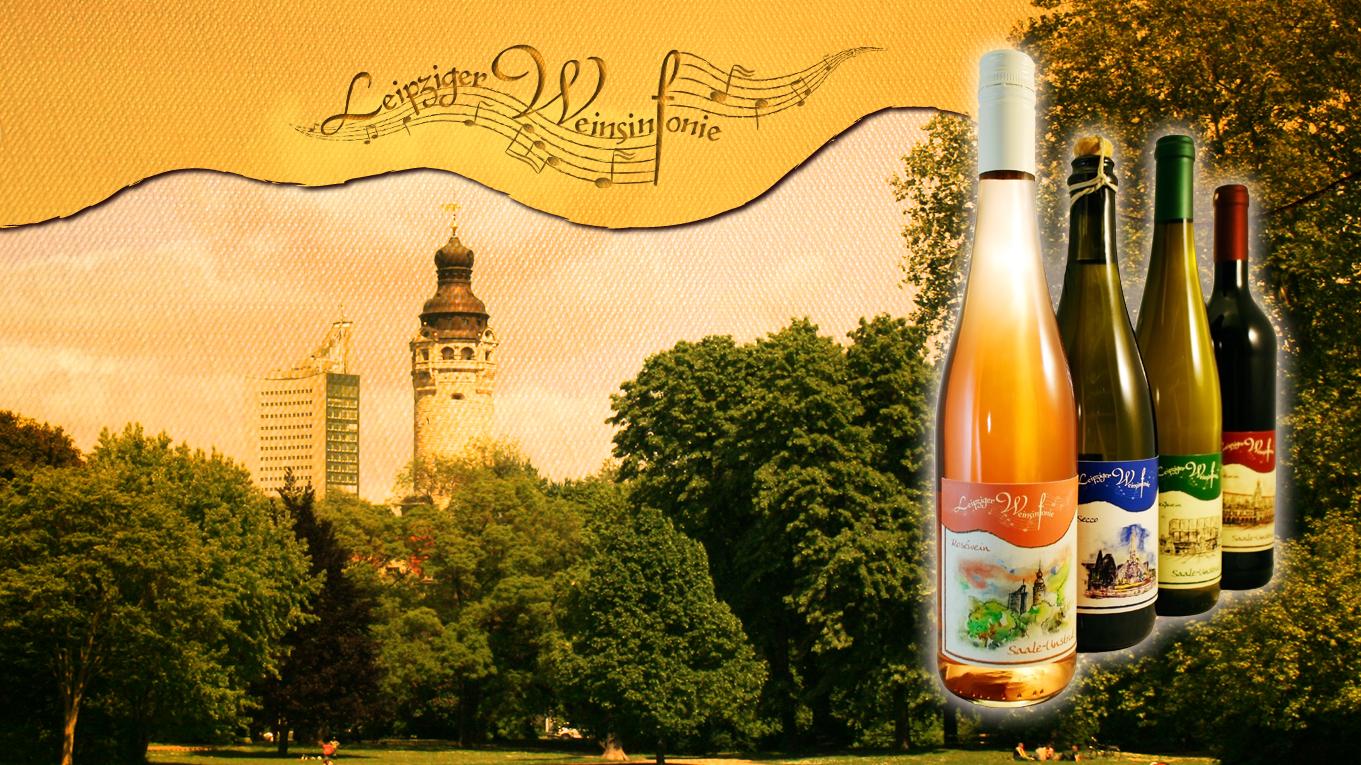 Wein Leipzig, die Leipziger Weinsinfonie